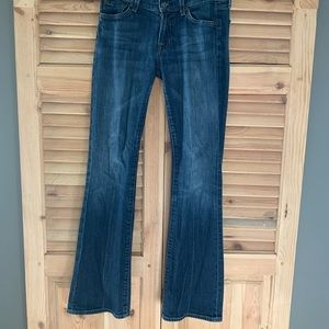 Seven for all mankind jeans size 27